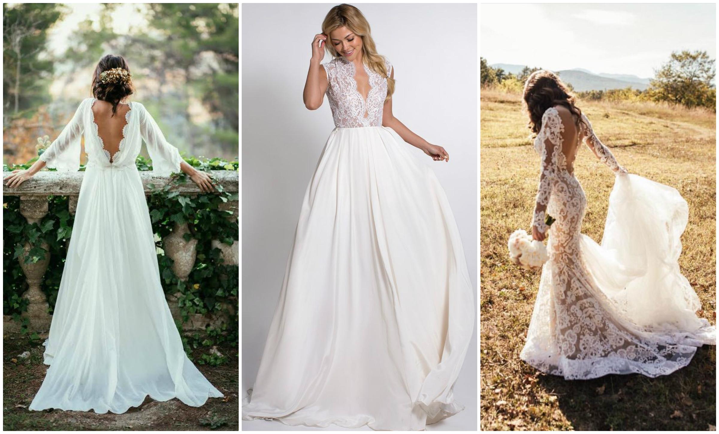 Suknia ślubna Najpiękniejsze Wzory Przegląd