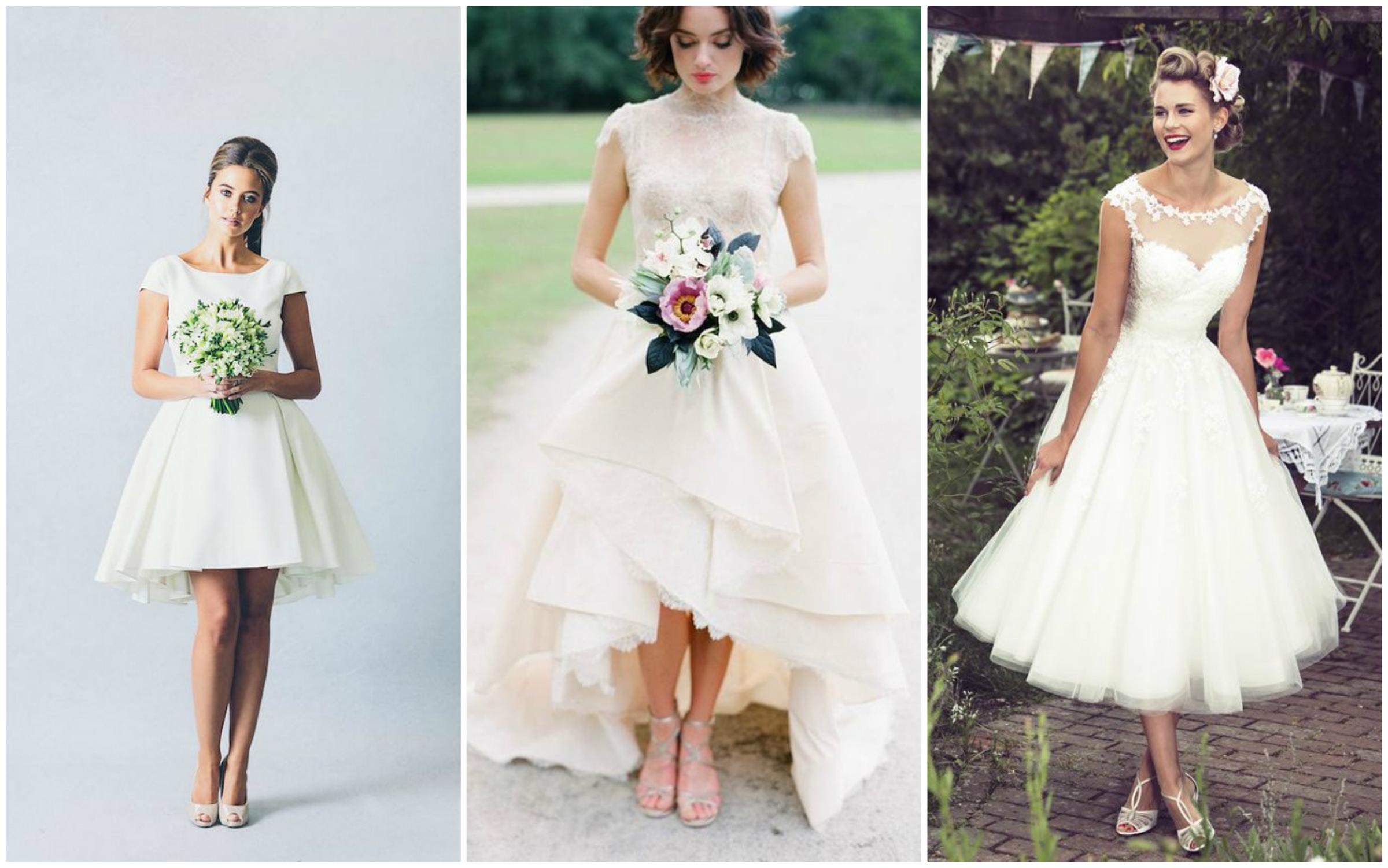 Krótka Suknia ślubna Sklep Internetowy Modaislubpl