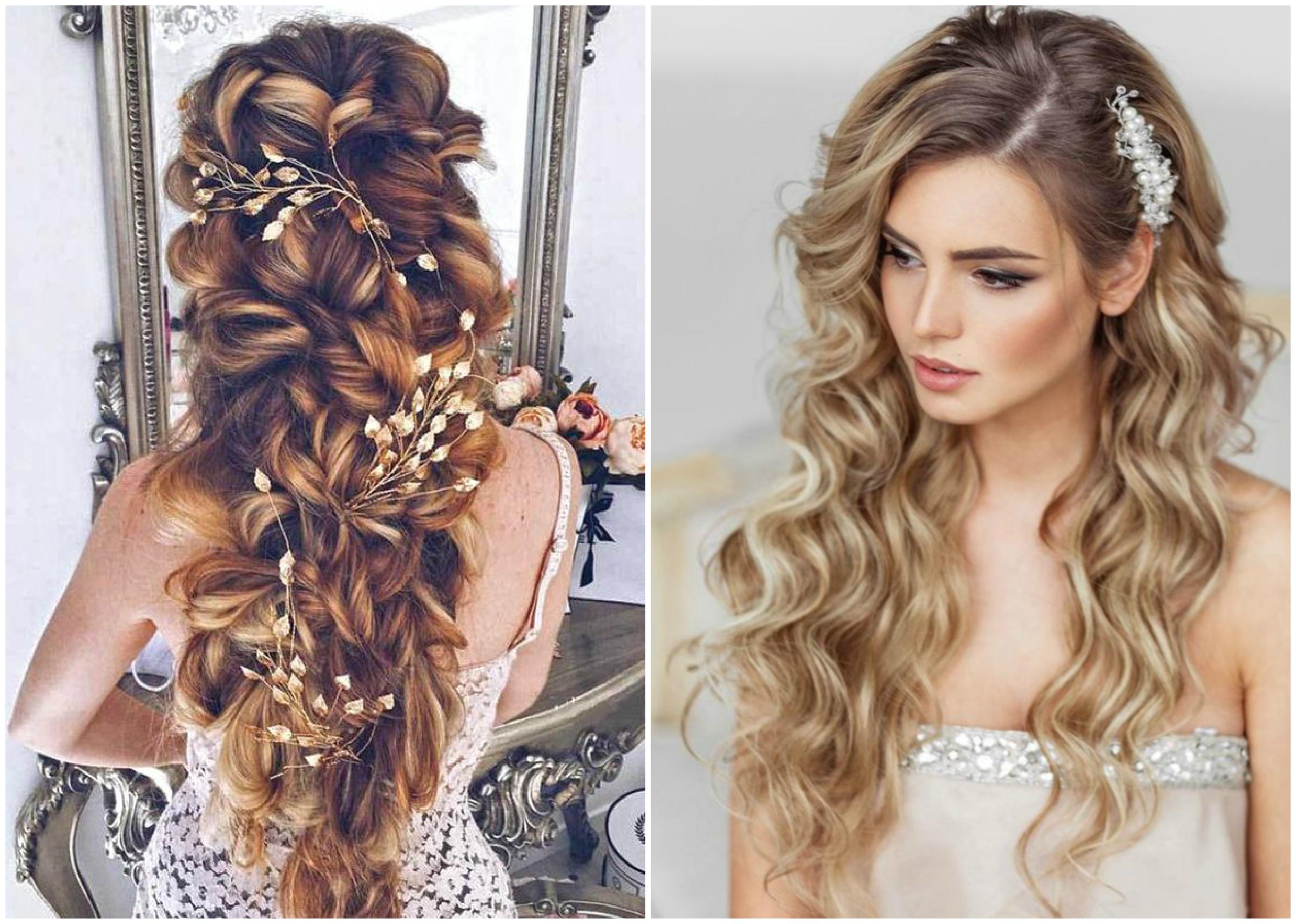 Przedłużanie włosów przed ślubem