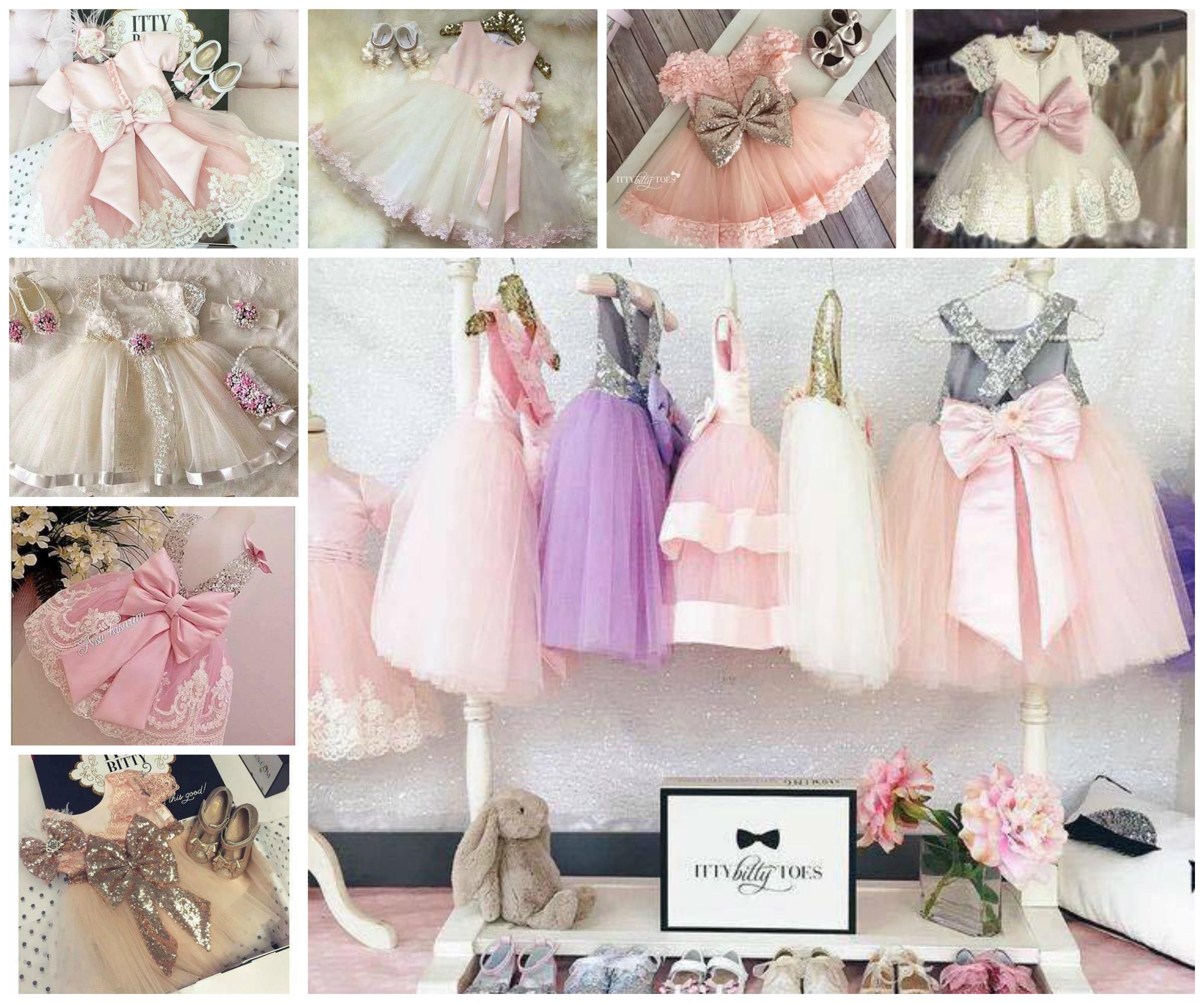 a8a3e047bb sukienka dla dziewczynki na wesele - modaislub.pl