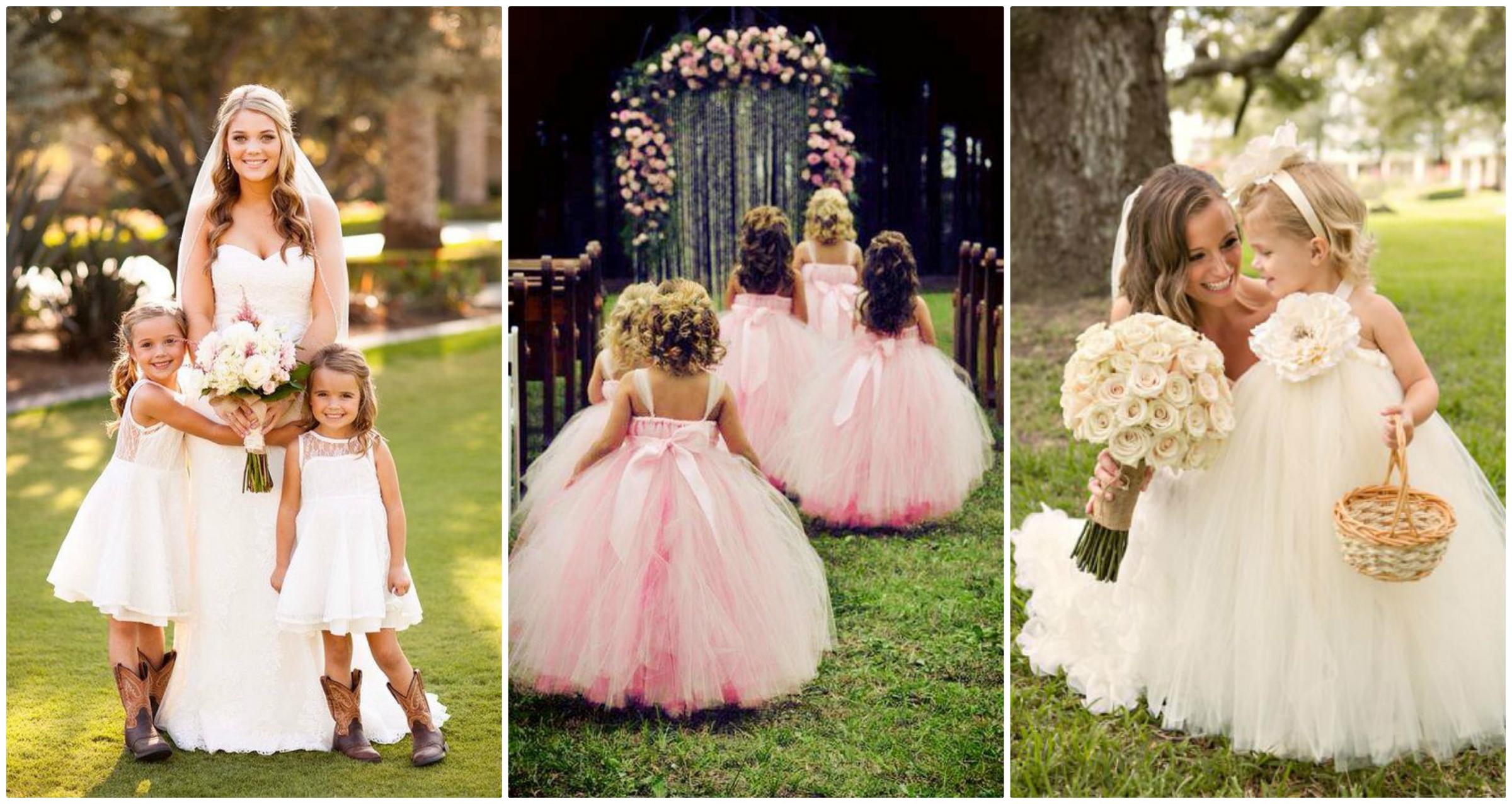 ae9a064e8a Sukienka dla dziewczynki na wesele - najpiękniejsze wzory i gdzie ...