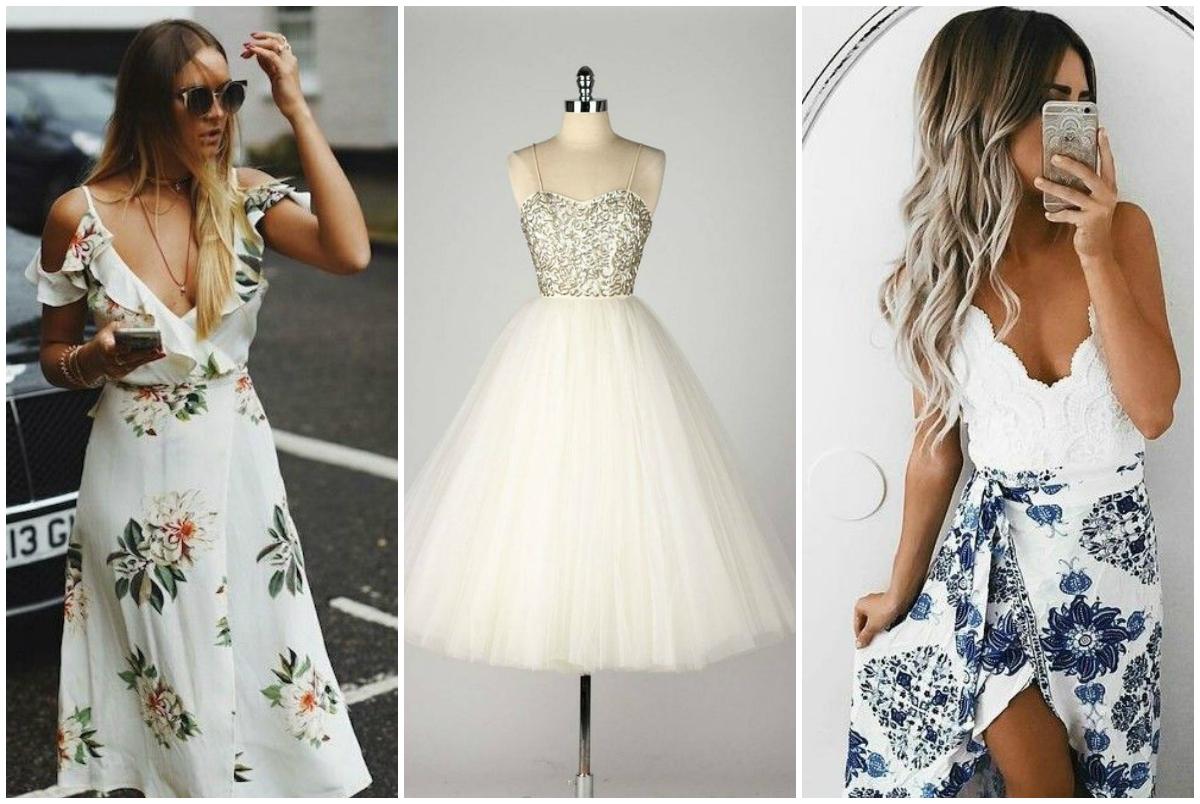 biała sukienka na wesele: czy to wypada?
