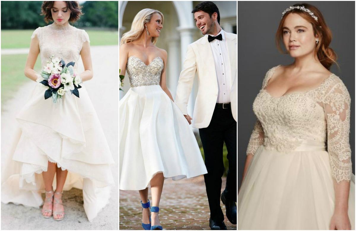 sukienki weselne 2017
