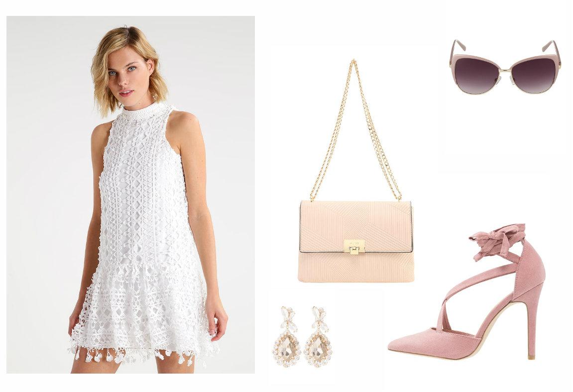 biala sukienka na slub jako gosc czy wypada