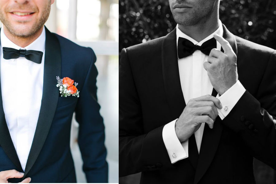 jak dobrać garnitur ślubny