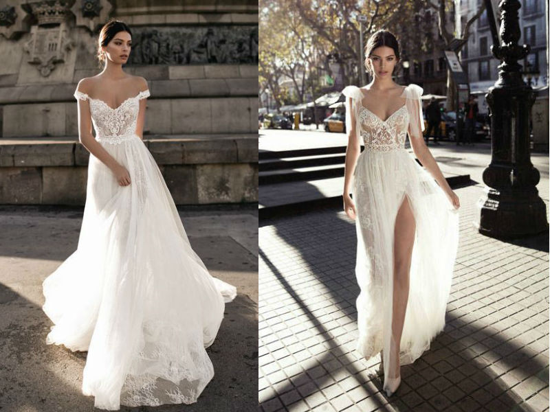 Suknie ślubne Gali Karten