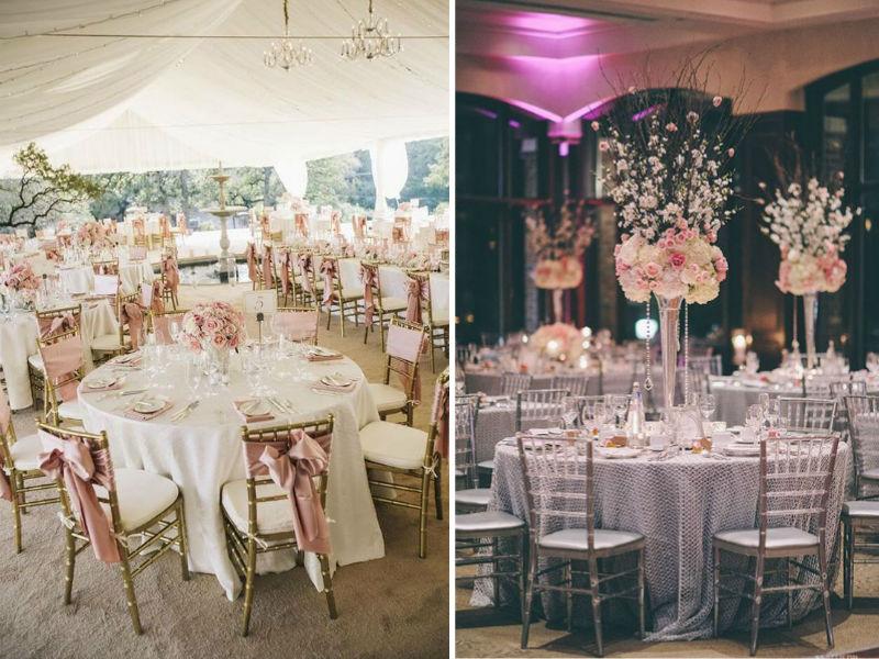 Jakie stoły na wesele?
