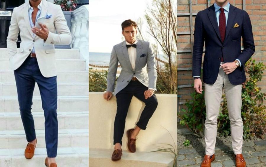 jak ubrać mężczyznę na wesele dobierany