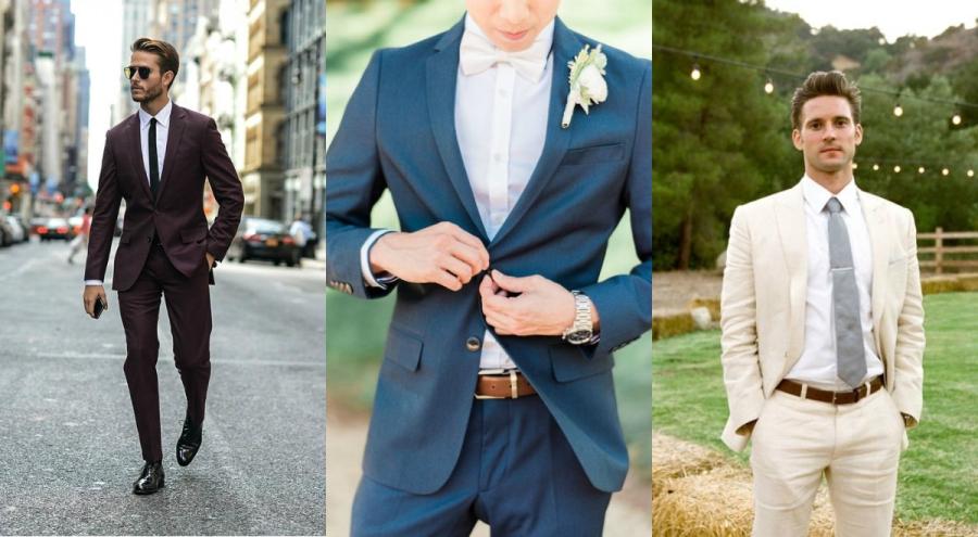 jak ubrać mężczyznę na wesele garnitur 2
