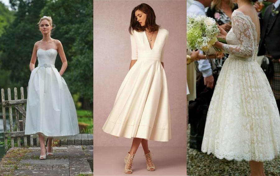 sukienki midi na wesele slub modaislub.pl
