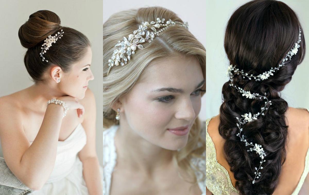 trendy ślubne perły