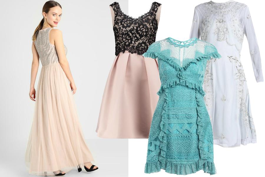 świadkowa sukienki
